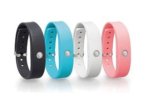 Toshiba bracelet connectés