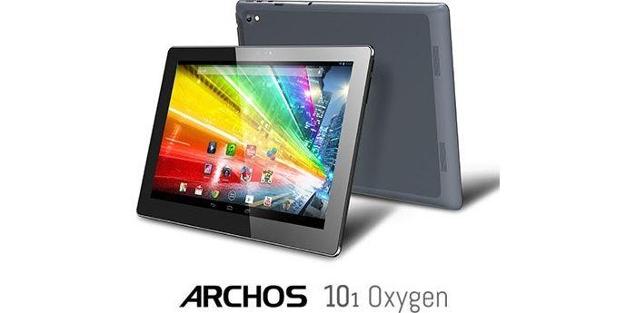 archos 101 oxygen