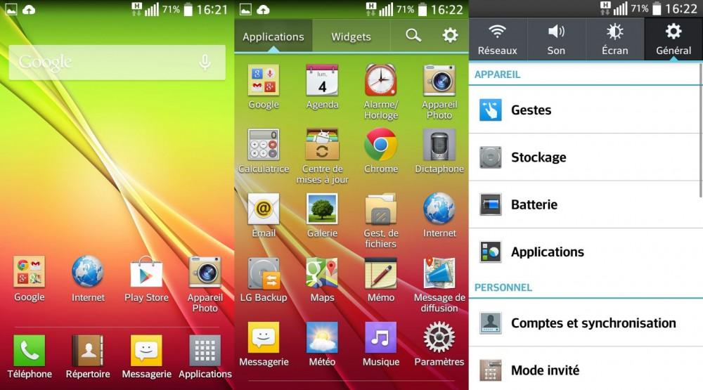 launcher app param f70
