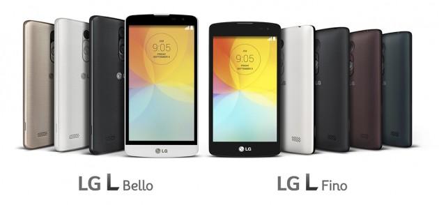 LG L Bello L Fino