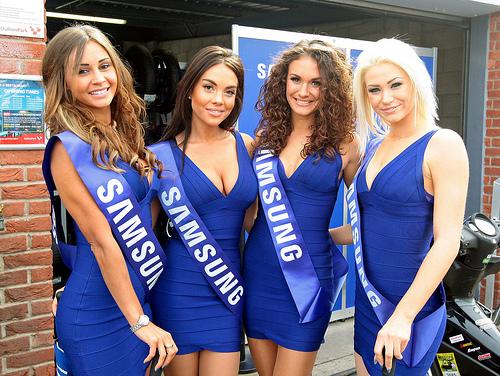 Samsung Girls