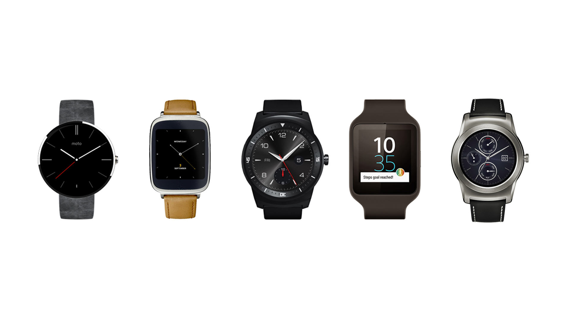 montre android wear femme