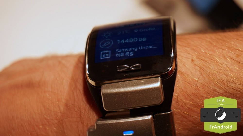 Galaxy Gear S IFA-0002