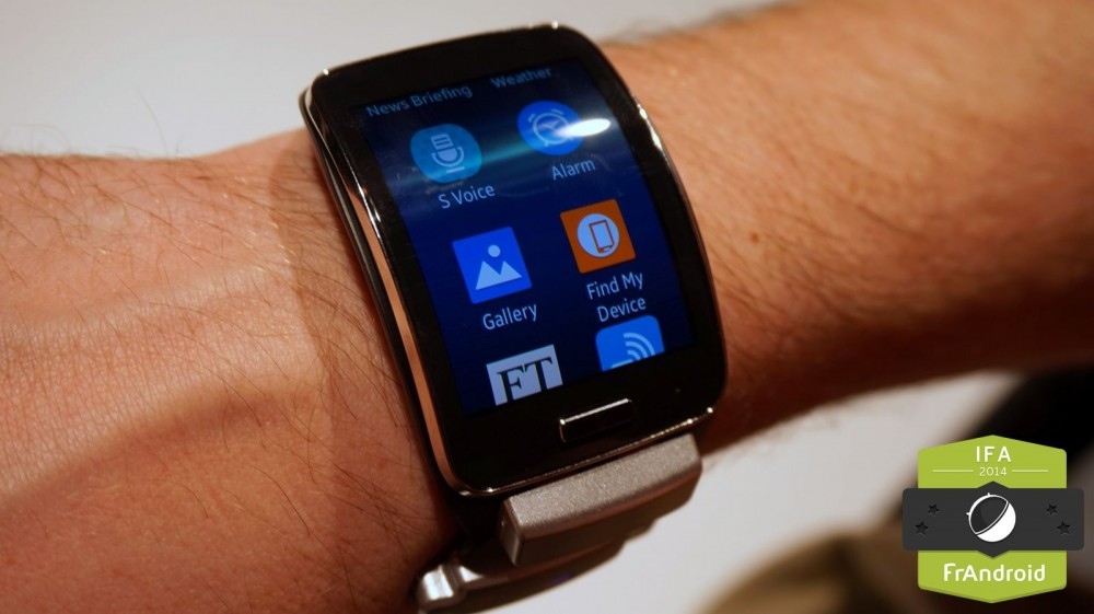 Galaxy Gear S IFA-0010