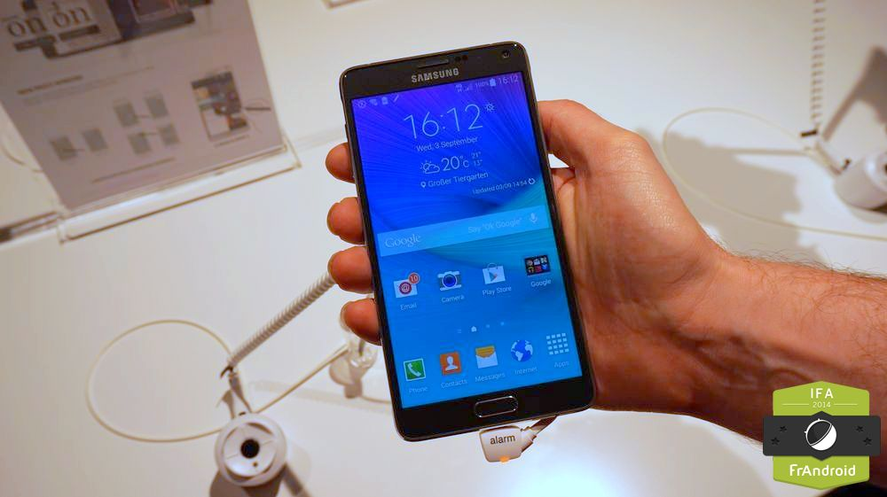 Galaxy Note 4 IFA-0001