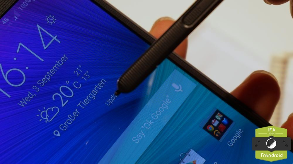 Galaxy Note 4 IFA-0008