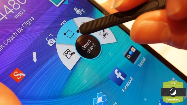 Galaxy Note 4 IFA-0013