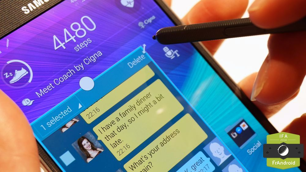 Galaxy Note 4 IFA-0015