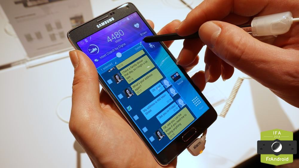 Galaxy Note 4 IFA-0016