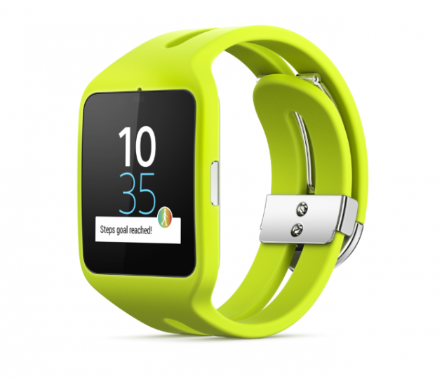 Sony SmartWatch 3 - Android Wear - FrAndroid - 5