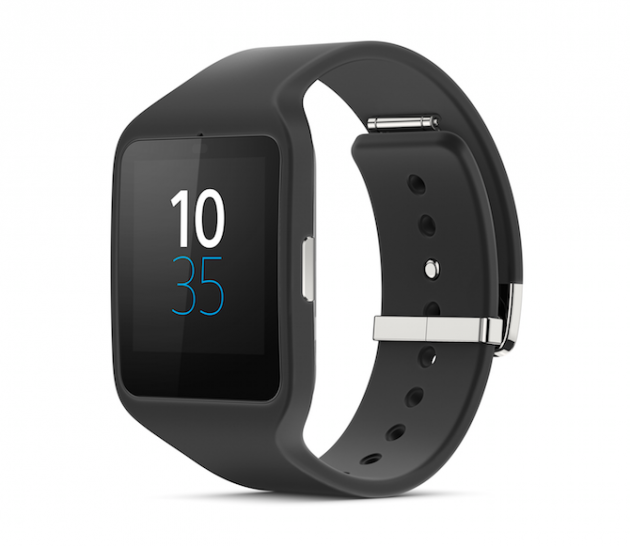 Sony SmartWatch 3 - Android Wear - FrAndroid