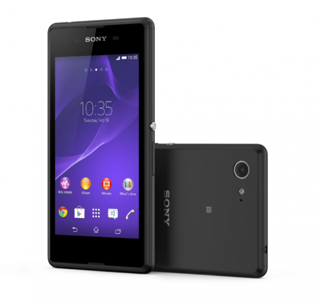 Sony Xperia E3 - FrAndroid - 6