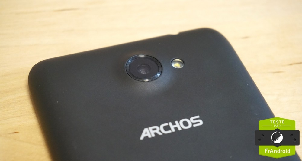 Test android frandroid archos 45 Helium 10