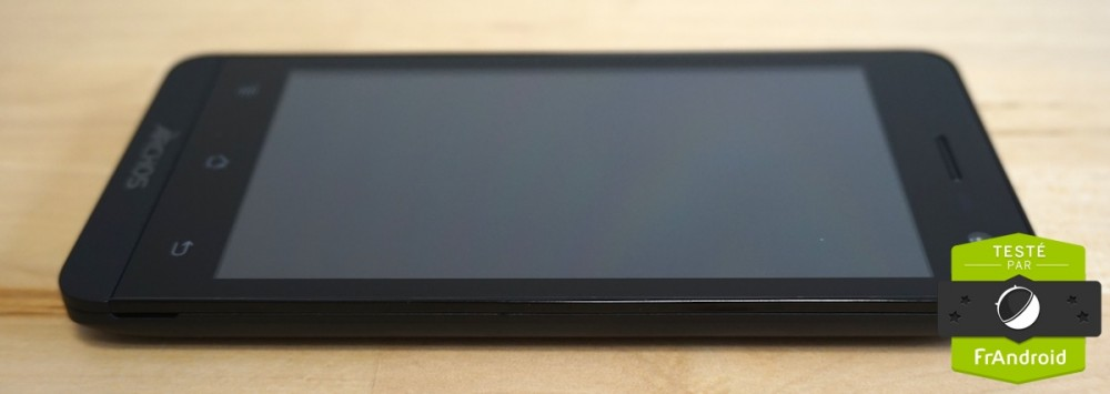 Test android frandroid archos 45 Helium 3