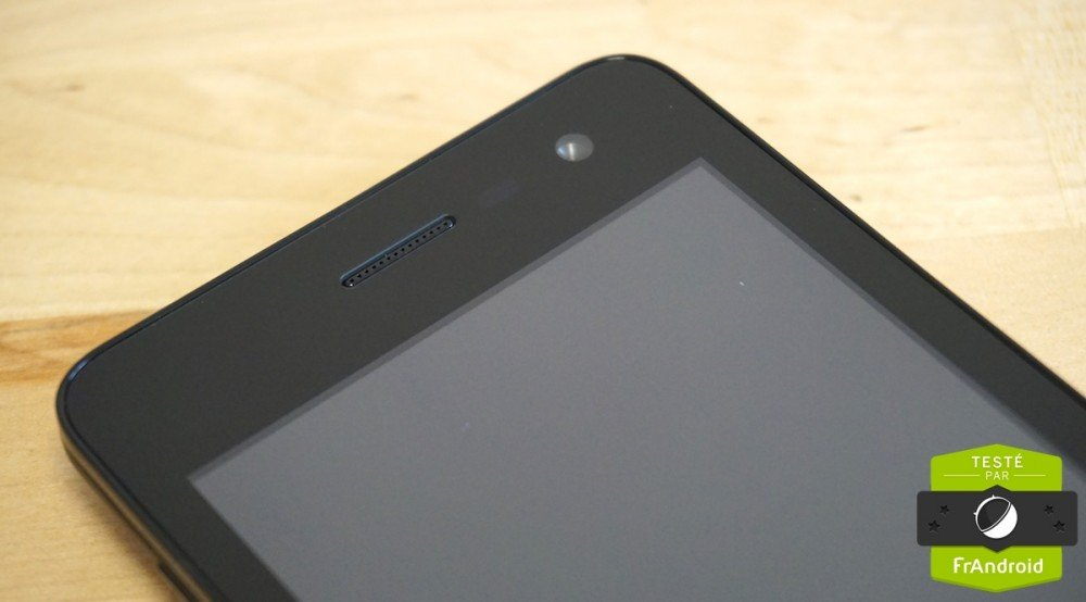 Test android frandroid archos 45 Helium 8
