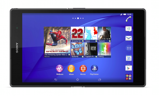 Xperia Z3 Tablet Compact - 2