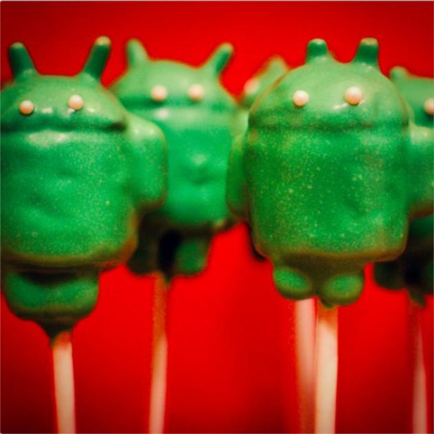 Android Lollipop Instagram