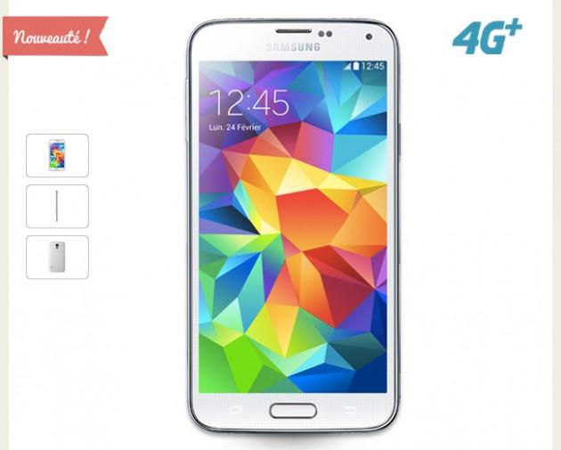 Galaxy S5 4G+