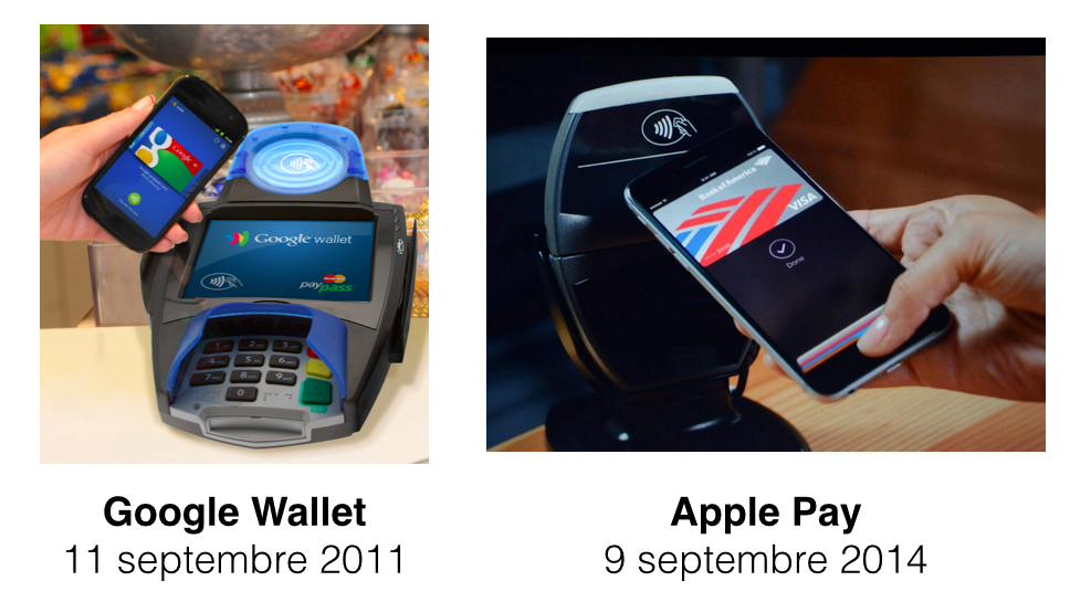 Le NFC Au Centre De La Lutte DApple Pay Contre Google Wallet