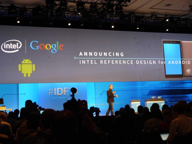 intel reference design for android