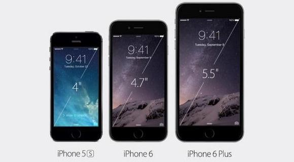 l 39 iphone 6 plus quand apple livre sa vision de la phablette frandroid. Black Bedroom Furniture Sets. Home Design Ideas