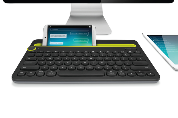 Le dernier clavier Logitech (K480) fonctionne parfaitement avec Android