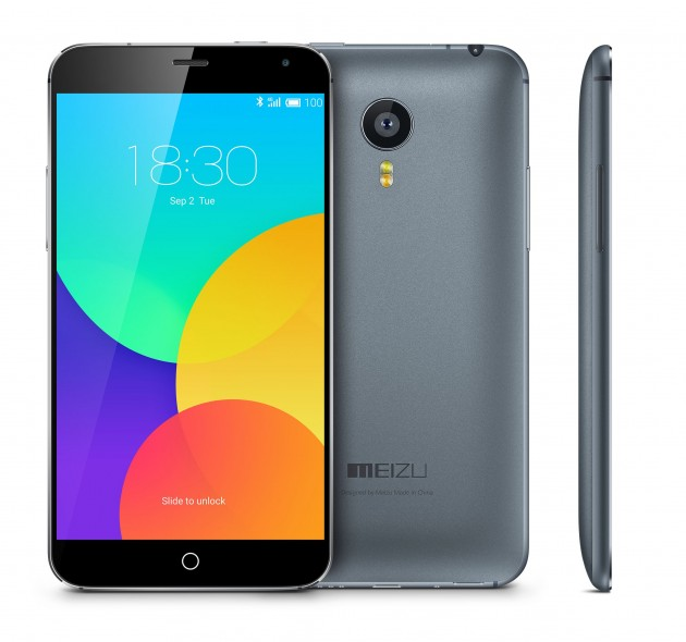 meizu mx4 france gris
