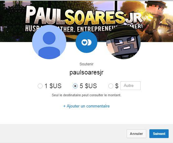 youtube donation 1