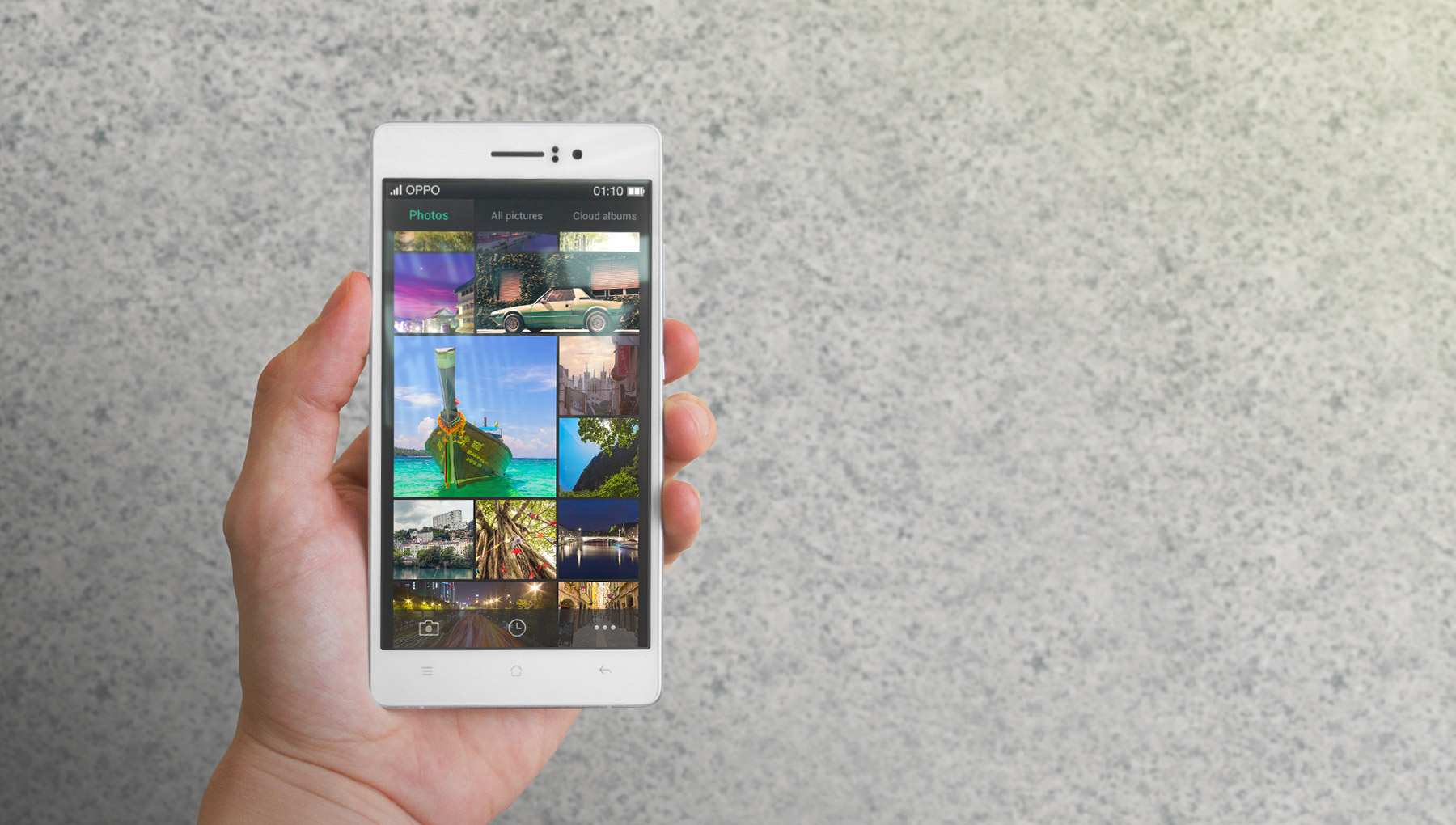 Oppo R5 : c39;est lui, le smartphone le plus fin du monde  FrAndroid
