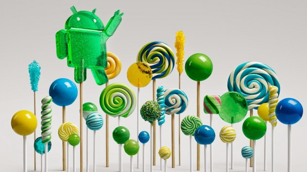 Android Lolipop