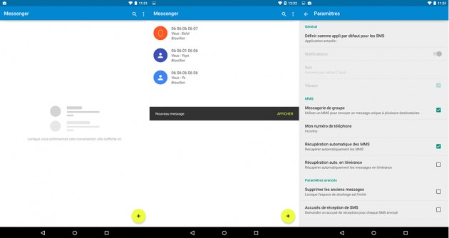 Android-Lollipop-Messenger