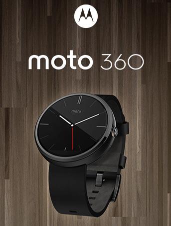 Motorola Moto 360 lancement