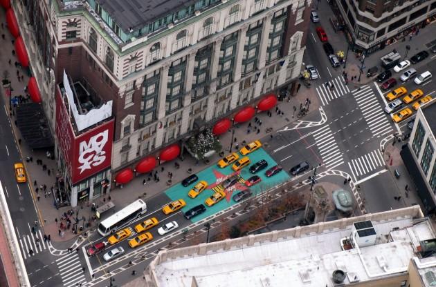 34th street, NYC