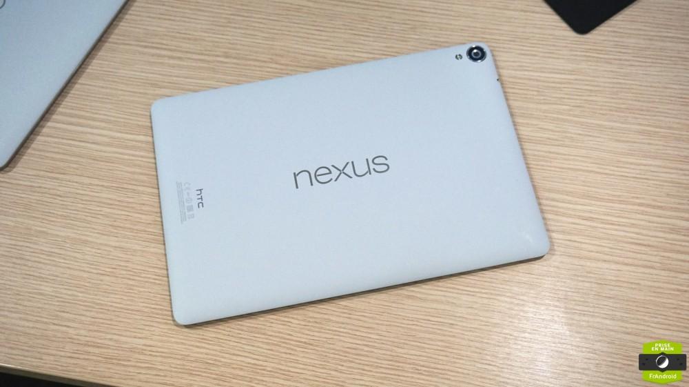 Nexus 9 Prise en main29