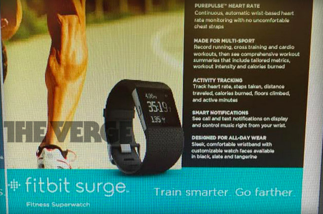 how to connect fitbit surge to android