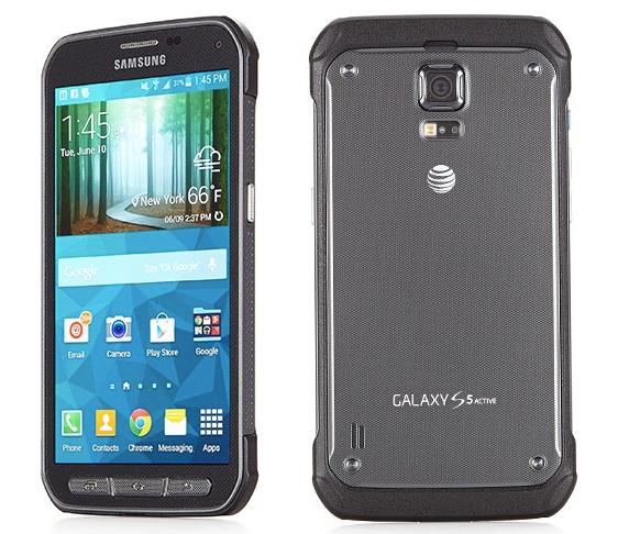 Le Samsung Galaxy S6 Active pointe le bout de son nez ...
