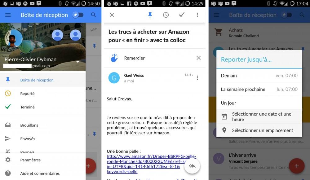 inbox report