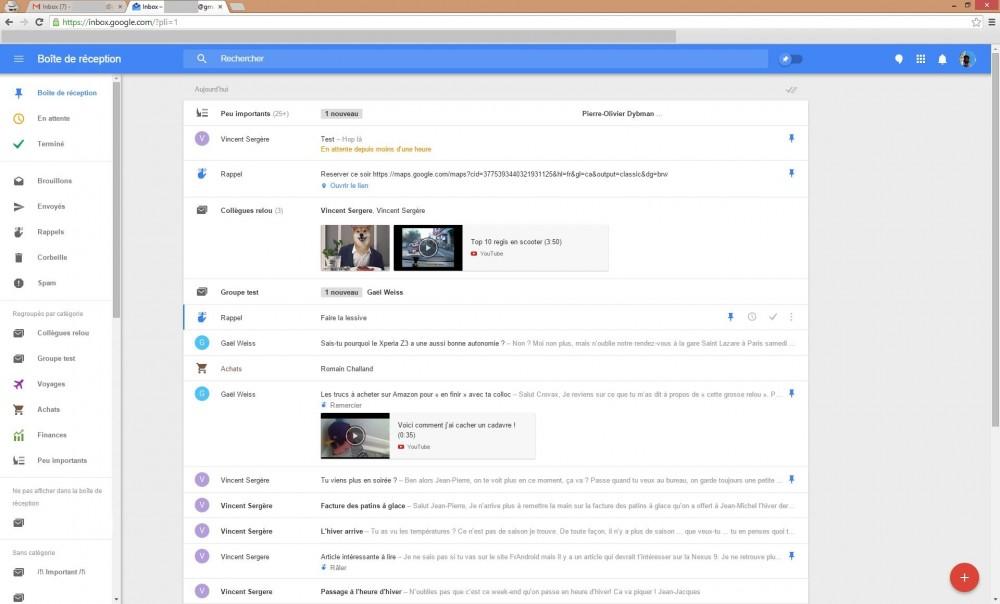 inbox web version