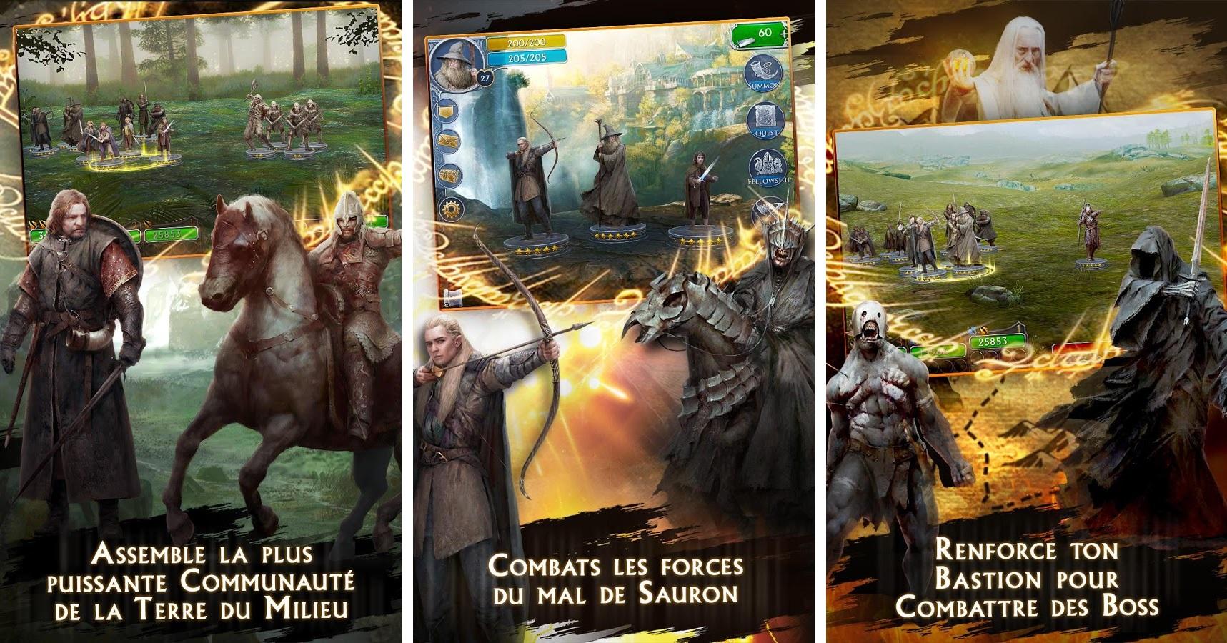 TÉLÉCHARGER LE SEIGNEUR DES ANNEAUX MMORPG GRATUIT