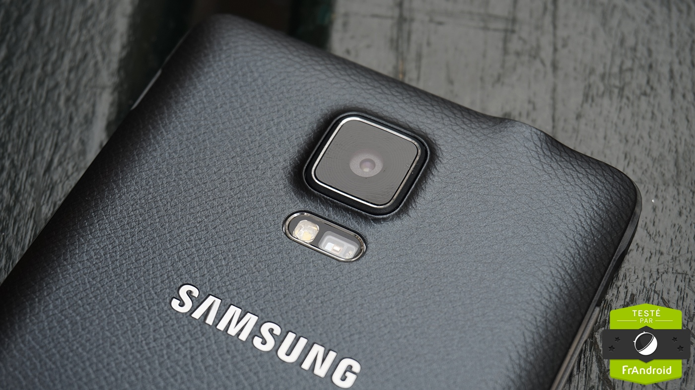 test samsung galaxy note 4 notre avis complet smartphones frandroid. Black Bedroom Furniture Sets. Home Design Ideas