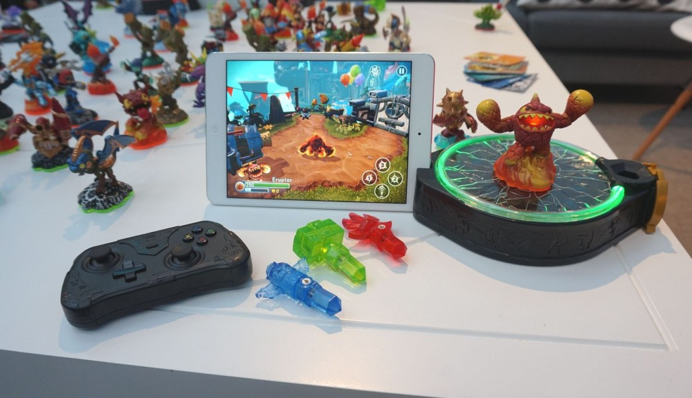 skylanders trap team tablette 1
