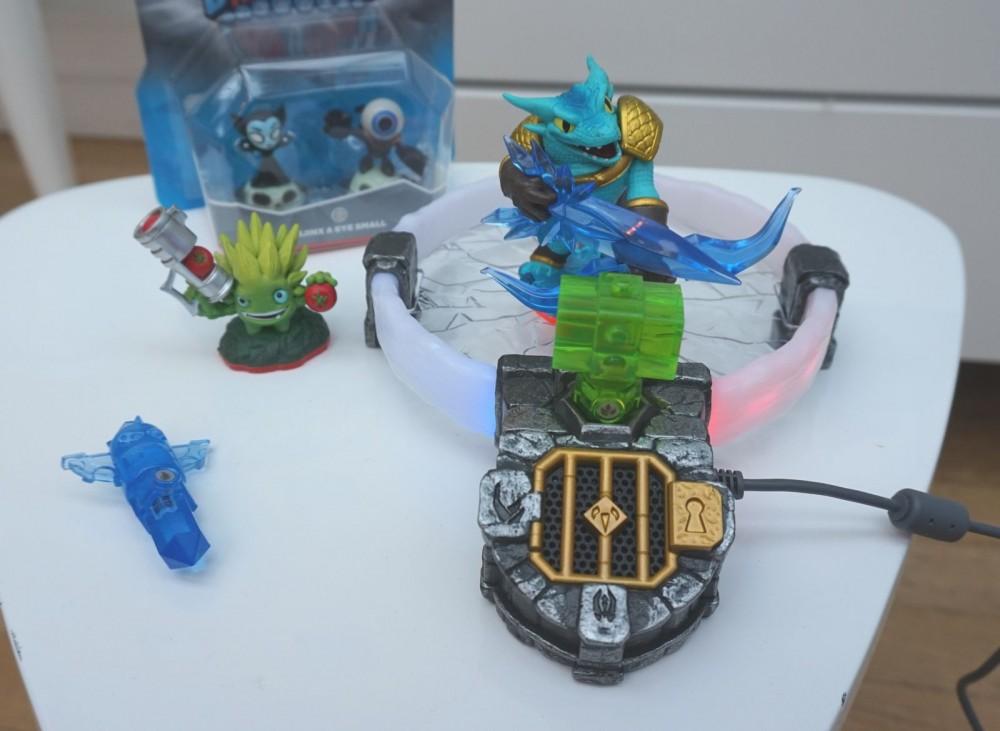 skylanders trap team tablette 4