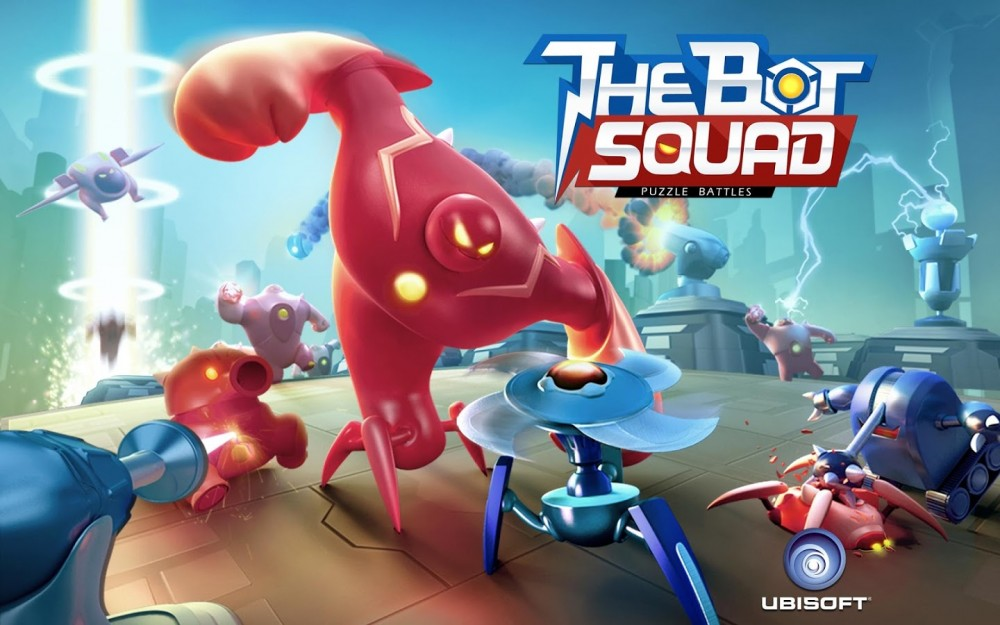 the bot squad