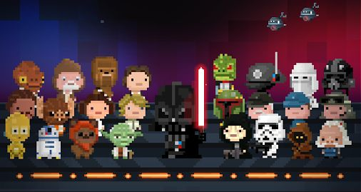 tiny death star android