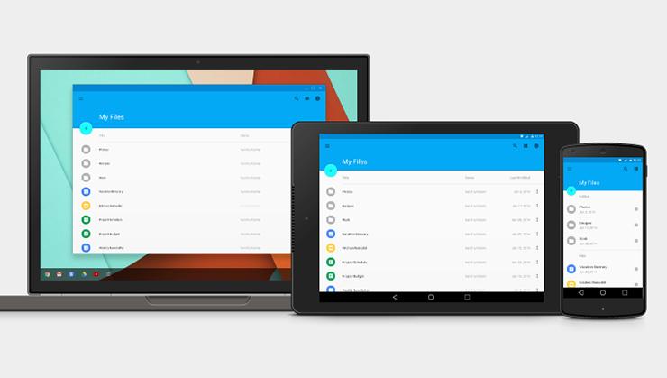Google-Material-Design-multiplatform