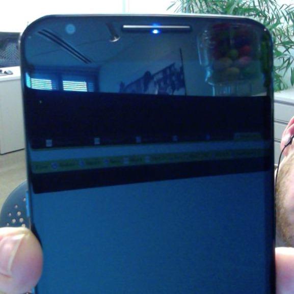 Nexus 6 LED