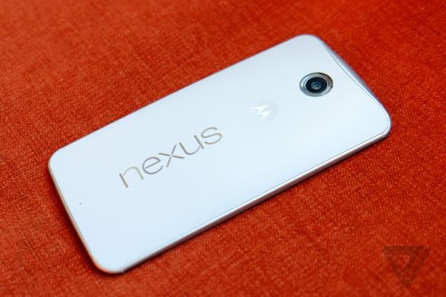 Nexus 6 The Verge