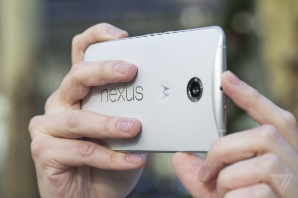 Nexus 6 The Verge test