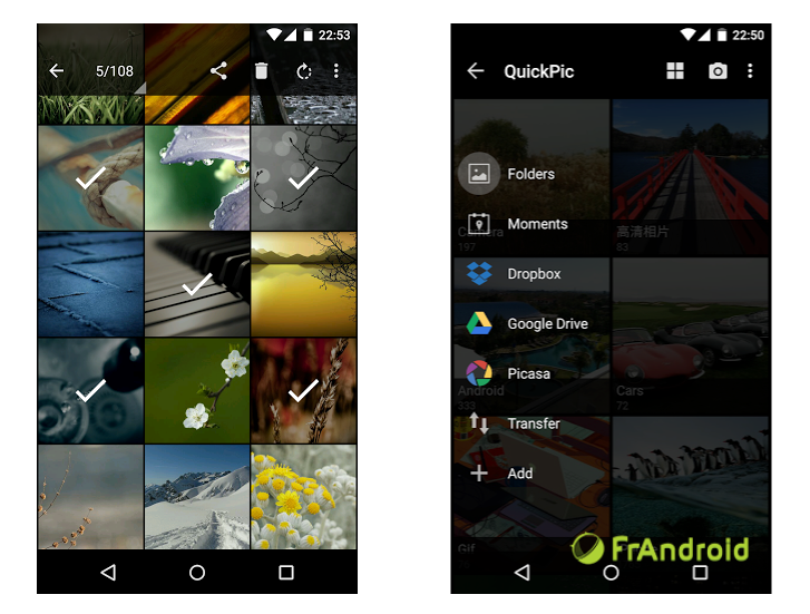 QuickPic Android