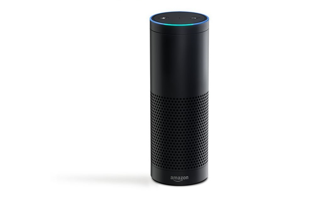 amazon pr sente echo un assistant vocal pour la maison frandroid. Black Bedroom Furniture Sets. Home Design Ideas
